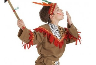 Disfraces de Indios Infantiles