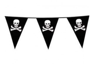 Decoracion de Pirata