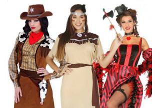 Disfraces del Oeste para Mujer