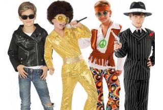 Disfraces de Decadas para Niño
