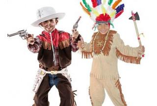 Disfraces del Oeste para Niño
