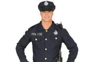 Disfraces de Policias, Presos y Militares