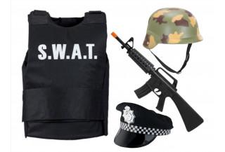 Complementos de Policias y Presos