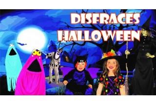 Disfraces de Halloween y Terror