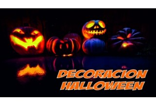 Decoracion de Halloween y Terror