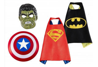 Complementos de Superheroes y Comics