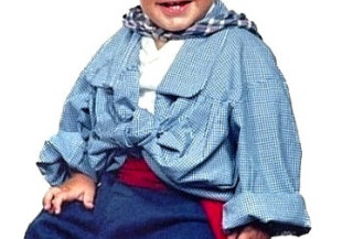 Blusones Aldeano bebe