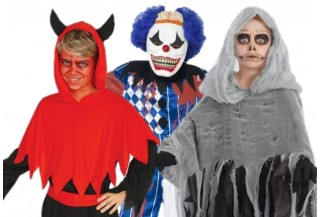 Disfraces Halloween Niño