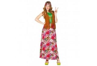 Disfraces de Hippie para Mujer