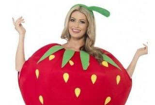 Disfraces de Frutas y Verduras