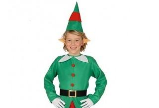 Disfraces de Duendes, Elfos para Niño