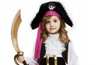 Disfraces de Piratas para Niñas