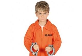 Disfraces de Policias y Presos para Niños