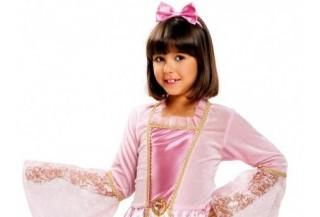 Disfraces de Princesas para Niñas