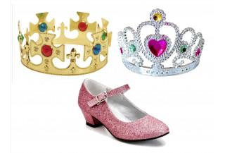 Complementos de Princesas y Principes