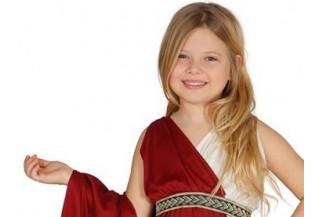Disfraces de Romanos y Griegos para Niñas