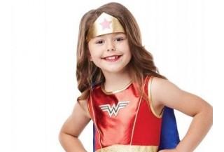 Disfraces de Superheroinas para Niñas