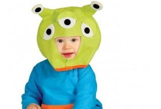 Disfraces del Espacio para Bebes