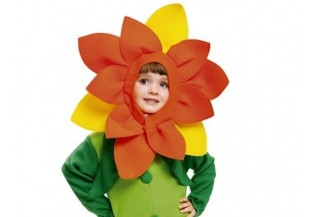 Disfraces de Flores Frutas y Verduras Infantiles