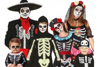 Esqueletos y Catrinas