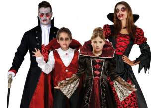 Vampiros y Vampiresas