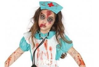 Disfraces de Zombies para Niñas