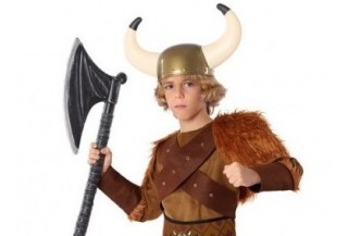Disfraces de Vikingos Infantiles