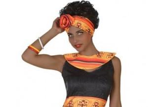 Disfraces de Africanos para Mujer