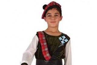 Disfraces Escoceses para Niños