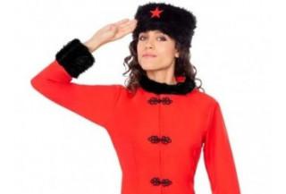 Disfraces de Rusos para Mujer