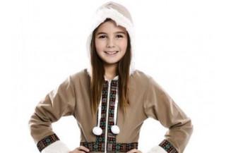 Disfraces de Esquimales para Niña