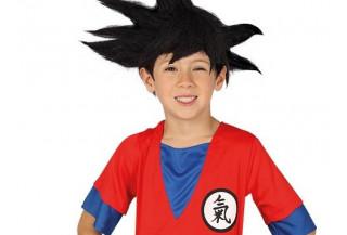 Disfraces de Bola de Dragon Infantil