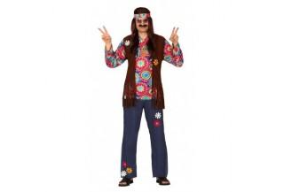 Disfraces años 60-70 (Hippies)