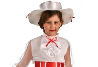 Disfraces de Mary Poppins Infantiles