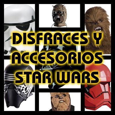 Disfraces y Complementos Star Wars