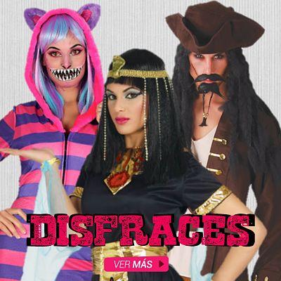 Disfraces por tematica