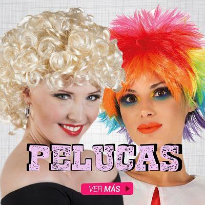 Pelucas carnaval