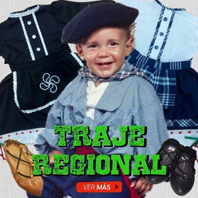 trajes regionales vascos
