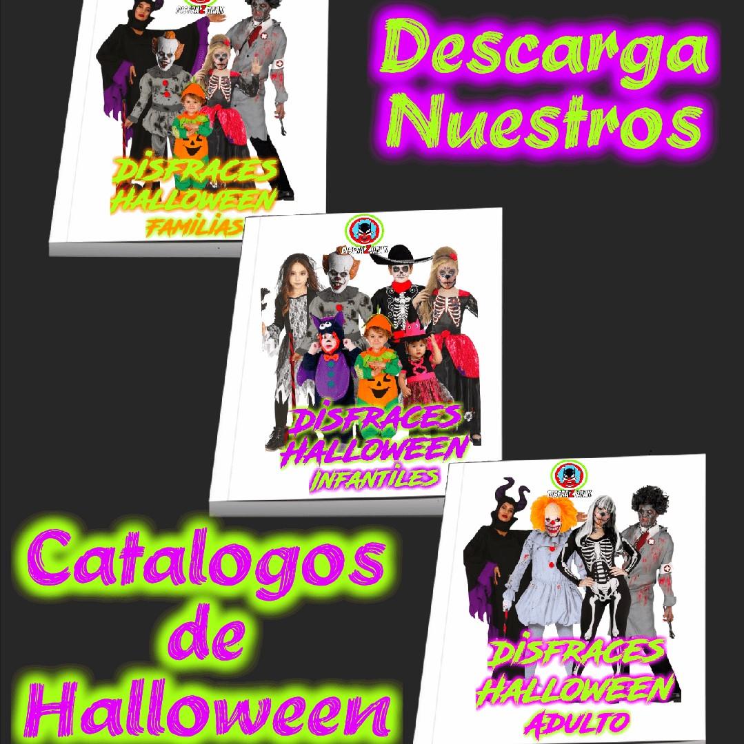 Catalogos Halloween