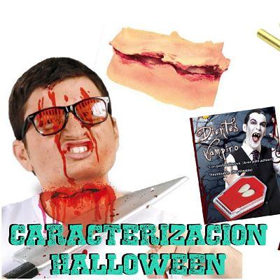 Caracterizacion Halloween